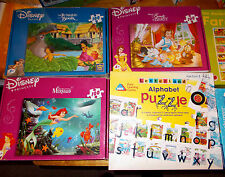 Puzzles for Children Various themes by King,Grafix,Ladybird,Ravensburger + more