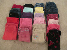 EUC YOU CHOOSE Baby Girls Pants 3 6 9 12 18 M Pink Purple Black Jeans BabyGap