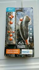 Power A Realtree Camouflage Pro Pack Mini Plus Controller for Wii U or Wii-2 col