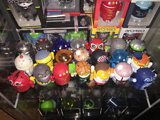 42 x Unboxed Android Mini Series Figures