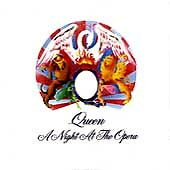 A Night at the Opera [Bonus Tracks] by Queen (CD, Sep-1991, Hollywood)