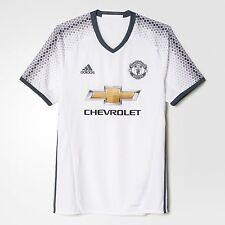 adidas Performance MANCHESTER UNITED 3RD REPLICA MEN'S JERSEY-Size XL,2XL Or 3XL