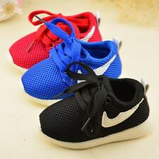 Baby Toddler Athlet Sports Shoes Kids Boys Casual Flats Running Sneaker Sz 5-9