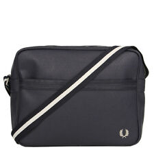 New Mens Fred Perry  Shoulder Bag - Navy