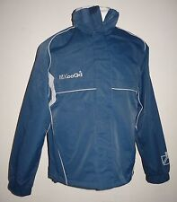 New Kooga Queensland II Rugby Sports Jacket Navy/Silver Adult sizes Sml & Med