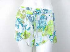 NEW Jack BB Dakota Urban Outfitters White Green Floral Shorts XS S M L