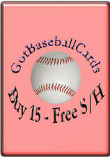 2013 Panini Cooperstown Baseball - Finish Your Set - WE COMBINE S/H
