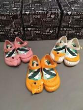 Girls Kids Sandal Bowknot Jelly Summer Cartoon Soft Shoes New Toddler 3 Colors