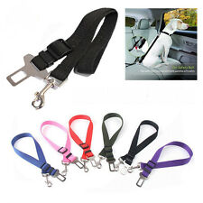 New Cat Dog Pet Safety Car Vehicle Strap Seatbelt Seat Belt Adjustable Harness L