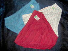 3 PAIRS BOYS BRIEFS SLIPS COTTON  -AGES 11/12 - 13/15 YRS