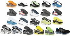Air Tech Mens Running Trainers Casual Lace Up Gym Boys Sports Walking Shoes Size