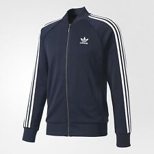 adidas Originals SUPERSTAR MEN'S TRACK JACKET Full Zip LEGEND INK-Size XS,S Or M