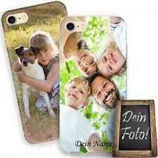 mobilefox Pouch Own Photo Picture Print Case Wallet Silicone