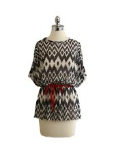 Sweet Pea by Stacy Frati Belted Tunic Top