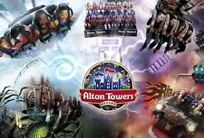 alton towers 53% online discont code