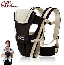Breathable Front Facing Baby Carrier Infant Sling Backpack Wrap Baby Kangaroo