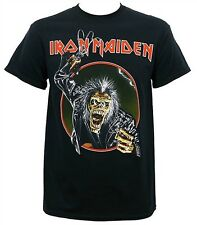 Iron Maiden: Eddie Hook T-Shirt  Free Shipping  New  Official