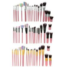 Pro 18pcs Makeup Artist Brush Foundation Eyeshadow Face Powder Blush Brushes Kit