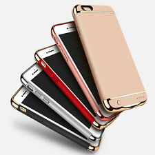 External Power Bank Backup Battery Case Charger Case Cover For Apple iPhone 7