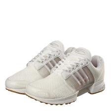 New Mens adidas  Climacool 1 - White/Gum Textile