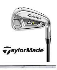 "New Taylormade Golf 2017 M1 Irons NS Pro 950GH -1"" Short 3* Flat"