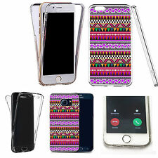 360° Silicone gel full body Case Cover for many mobiles - totem