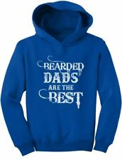 Bearded Dads Are The Best Father's Day Gift Toddler Hoodie From Kids