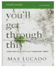 You'll Get Through This by Mac Lucado with Study Guide