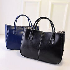 Candy Colors Fashion Women Simple Style Handbag Bag Totes Purse NR