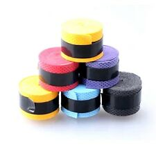 WOW 1/10/20/30PCS Absorb Sweat Stretchy Tennis Squash Racquet Band Grip Tapes