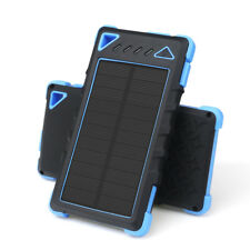 300000mAh Solar Power Bank Waterproof Portable Battery Charger for Mobile Phone