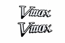 Emblem Sticker Decal 3D Raised for YAMAHA VMAX VMAX1200
