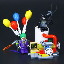Fun DIY Toys- Batman Joker Ballon Escape- Super Heroes -Lego compatible -124p