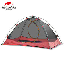 Outdoor Travel Camping Tent Backpacking Inflatable Double-layer Tents Ultralight