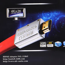 HOT HDMI DVI 24+5 Male to HDMI Female HDMI to DVI HDMI Adapter Gold Plated Red
