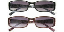 Animal Print Sunglass Readers R278S +2.75