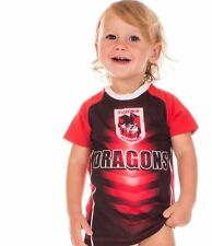 Rugby League NRL St George Dragons Kids T-Shirt