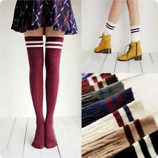 Cylinder College Wind High Stockings Over  Knee Socks Compression Stockings