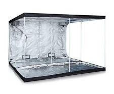 TopoLite Grow Tent Room 600D Reflective Mylar for Hydroponic Indoor Grow Plant