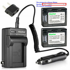 Kastar IA-BP105R Charger Battery for Samsung HMX-H300 H303 H304 H305 HMX-H320
