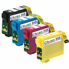 Compatible Ink Cartridges To Replace Epson T1281 T1282 T1283 T1284 T1285