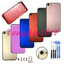 OEM Back Housing Battery Cover Middle Frame iPhone 6 4.7 Replace To iPhone 7