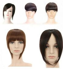 100% remy human hair bang /fringe extensions lace bangs clip-in hair extension