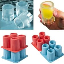 New ONLY Bar Party Drink Ice Tray Cool Shape Ice Cube Freeze Mold Ice Maker