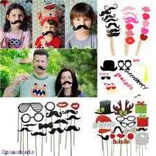 Photo Booth Props For Wedding Party Moustache Lips On A Stick Photobooth LipsLot