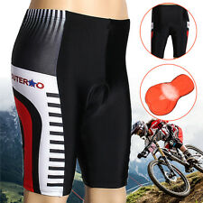 OUTERDO Bike Bicycle Cycling Men Pants Shorts Breathable 3D Gel Padded Underwear