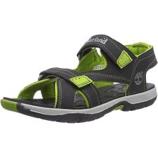 Timberland Mad River Grey Synthetic Youth Sandals