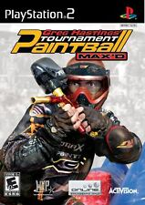 Greg Hastings' Tournament Paintball PS2 Playstation 2 Complete CIB Tested