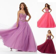 New Quinceanera Dress Formal Prom Party Pageant Ball Dresses Bridal Gowns 2-22