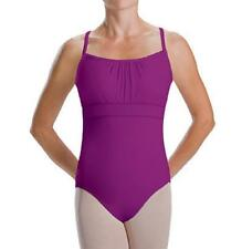 NEW Dance Leotard CHILD SIZES Lots Shirred Camisole Ballet Jazz Gymnastics